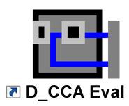 Version gratuite d'évaluation du logiciel D_CCA 1/4