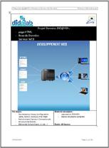 Manuel de Travaux Pratiques Développement Web (sur serveur étudiant), (Réf : ETR400040) 1/4