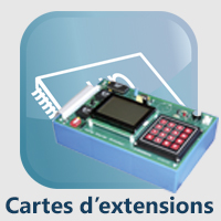 Cartes d'extension