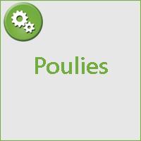 Poulies