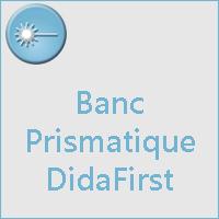 Banc prismatique DidaFirst