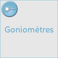 GONIOMETRES