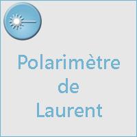 POLARIMETRE DE LAURENT