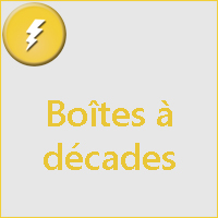 BOITES A DECADES