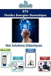 Gamme Produits BTS Fluides Energies Domotique 1/4