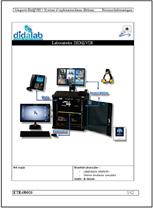 Manuel de Travaux Pratiques Système d?exploitation Linux (Debian), (Réf : ETR450020) 1/4