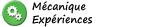 Chapitre 1 : Mécanique - Expériences 1/4
