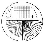 Objet d'étalonnage de précision : POD066600 1/4