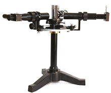 Spectrogoniomètre à lunette autocollimatrice : POD068070 1/4