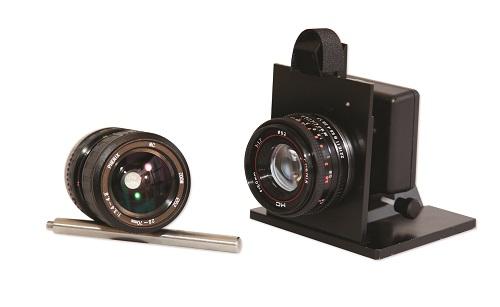 Maquette Appareil photo numérique type Reflex : POF010810 2/4