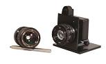 Maquette Appareil photo numérique type Reflex : POF010810 1/4